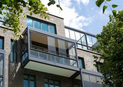 Komplex építészeti megoldás